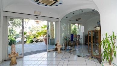 Hotel Felix Ischia Ingresso