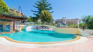 Hotel Saint Raphael 4 stelle Barano