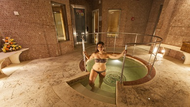 Hotel Terme Re Ferdinando 4 stelle Ischia Bagno romano